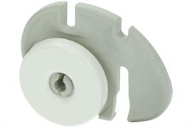 Комплект роликов и держателей (2шт) к нижнему ящику посудомоечной машины Electrolux 50269766007