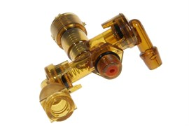 Клапан BY-PASS 3-х ходовой для кофеварки Ariete AT4026003600
