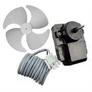 Двигатель вентилятора с крыльчаткой для морозильной камеры Electrolux 2260065319