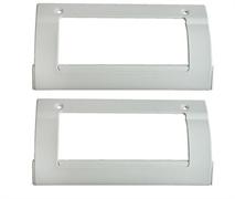 Комплект дверных ручек для холодильника Electrolux 960018281