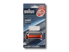 Сетка бритвенная серии 2000 (красная) для бритвы Braun 67091064