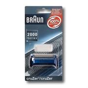 Сетка бритвенная серии 2000 (голубая) для бритвы Braun 67091065