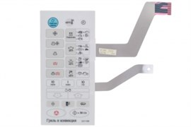 Панель управления сенсорная для СВЧ печи Samsung CE1110R DE34-00185B