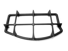 Чугунная решетка правая для газовой плиты Ariston C00095607 (380x210мм)