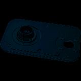 Основание привода ведра для хлебопечки Moulinex SS-188079