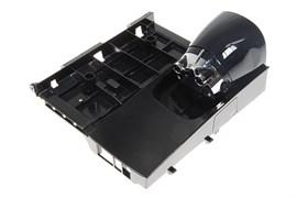 Крышка корпуса передняя с диспенсером для кофемашины Delonghi 7313220641