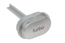"Кнопка ""turbo"" для парогенератора Braun 5912813321"