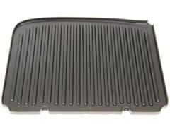 Пластина жарочная верхняя для электрогриля Delonghi KB1005