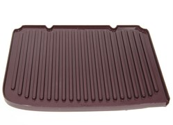 Пластина жарочная верхняя для электрогриля Delonghi KB1028