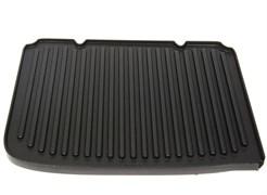 Пластина жарочная нижняя для электрогриля Delonghi KB1006