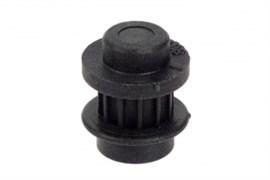 Ролик электро турбощетки для пылесоса Zelmer 211.1010 12001098