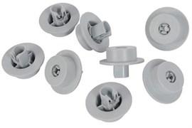 Колеса (8шт) нижнего ящика для посудомоечной машины Electrolux 4055072138