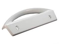 Ручка двери верхняя/нижняя белая для холодильника Electrolux 2236286056
