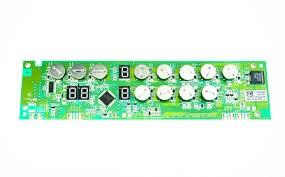 Плата управления для индукционной варочной панели Electrolux 3875729042