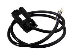 Клеммный блок 4-х позиционый с кабелем для варочной панели Electrolux 8086610071