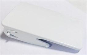 Передняя крышка фильтра помпы для стиральной машины Zanussi 1321188003