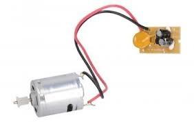 Мотор турбощетки для аккумуляторного пылесоса 12V Electrolux 4055061495