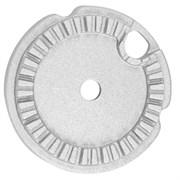 Горелка рассекатель средняя для газовой плиты Electrolux 3540138017