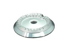 Горелка рассекатель средняя для газовой плиты Electrolux 140999096021