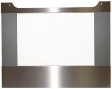 Стекло двери наружное с креплением для духовки Electrolux 3872607241