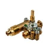 Кран газовый средней горелки с клапаном для варочной панели Electrolux 3577306248