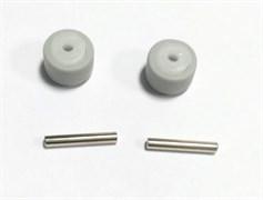Ролик малый турбощетки аккумуляторного пылесоса Electrolux 4055183604