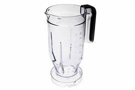 Чаша блендерная для кухонного комбайна Braun черная 7322010424