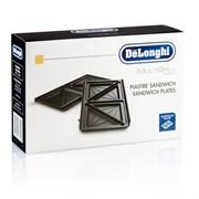 Комплект пластин для сендвичей и бутербродов SK 154 к электрогрилю Delonghi 5523110011