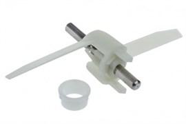 Ось лопасть овощерезки для кухонного комбайна Bosch MUM5, 630760
