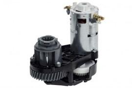Двигатель с редуктором для мясорубки Bosch, 12015046