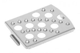 Вставка терка крупная для кухонного комбайна Bosch Siemens MCZ4RS1, 572082