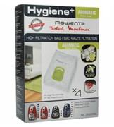 Комплект мешков (4шт.) для пылесоса Rowenta HYGIENE+ Aromatic, ZR200940