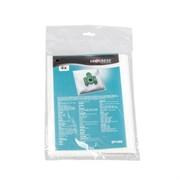 Мешок EP1002 для пылесоса Electrolux 900168950 (комплект 4шт)