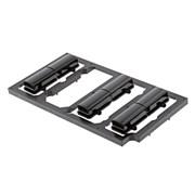 Кнопки панели управления микроволновой печи AEG 50299187000