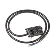 Клеммный блок 4-х позиционый с кабелем для варочной панели Electrolux 8086610022