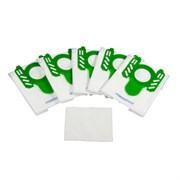 Мешки (5 шт) 1002 S-BAG для пылесоса Electrolux 900196136 (9001961367)