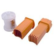 Комплект насадок для нарезки кубиками ZMMA009M (MMA002) к мясорубке Zelmer