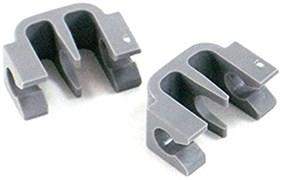 Держатели корзины (2шт) для посудомоечной машины Bosch 00167291