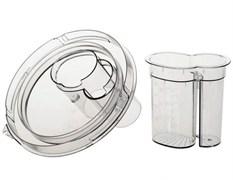 Крышка чаши с толкателем для кухонного комбайна Bosch, 361735