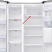 Полка в холодильное отделение холодильника SamsungDA67-03366A (верхняя)