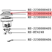 Прокладка двигателя пылесоса Rowenta RS-2230000404