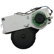 Мотор-колесо левое для робота пылесоса Rowenta RS-2230001925
