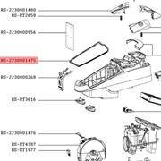 Уплотнитель крышки пылесоса Rowenta RS-2230001475