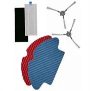 Комплект ZR762000 щеток боковых, тряпочек и фильтров для робота пылесоса Rowenta X-plorer Serie 75