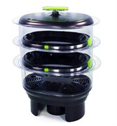 Комплект чаш, контейнера, решетки, пластины для пароварки Tefal TEFAL VS4003 SS-208348