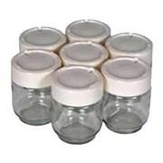 Набор баночек для йогуртниц Moulinex (7шт) A14A03